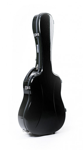 Dreadnought guitar case Premier series 2 Stardust
