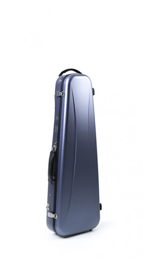 Violin case Premier series - Metallic Blue