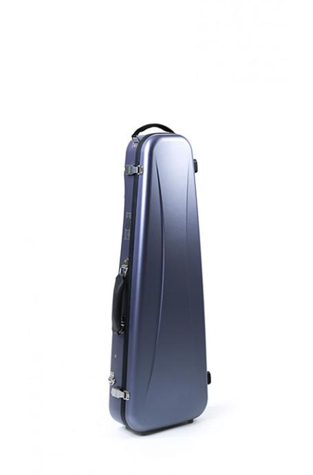 Violin case Premier series - Metallic Blue