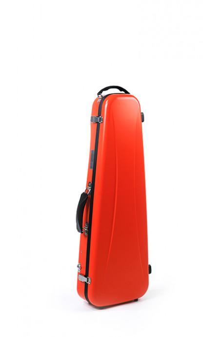 Violin case Premier series - Scarlet Red