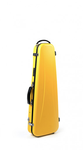 Violin case Premier series - Lemon Yellow