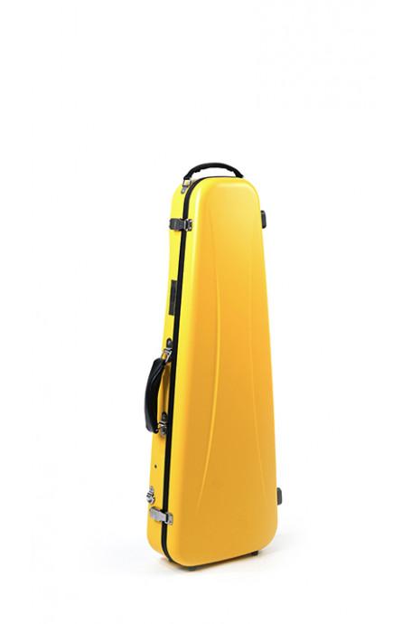 Violin case Premier series - Lemon Yellow